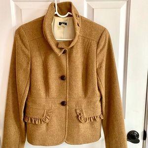 JCrew Wool Blazer Size 4
